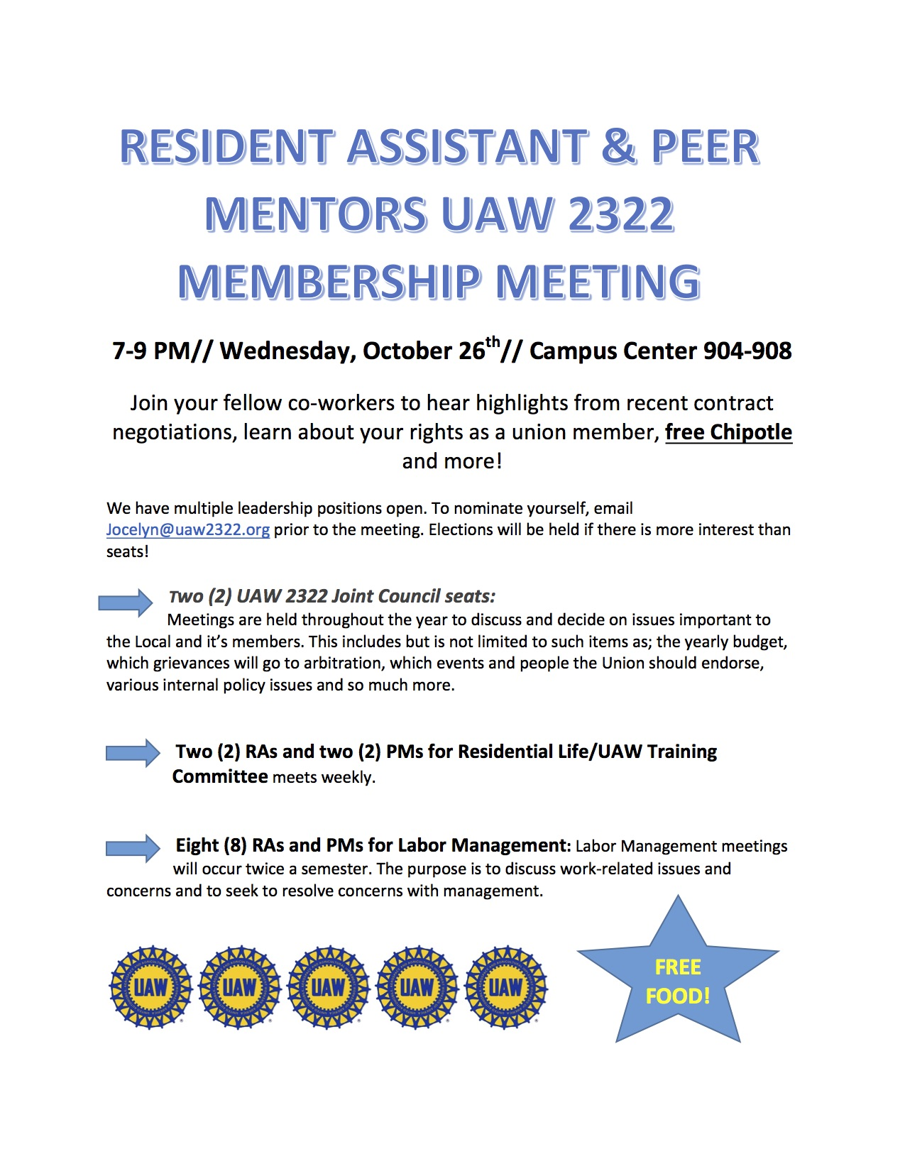 2016-10-26-rau-flier-rau-membership-meeting